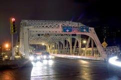 Γέφυρα Macombs στοκ φωτογραφία με δικαίωμα ελεύθερης χρήσης