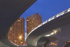 γέφυρα monteolivete Στοκ φωτογραφία με δικαίωμα ελεύθερης χρήσης
