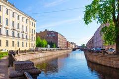 γέφυρα okhtinsky Πετρούπολη Ρωσία Άγιος Στοκ φωτογραφία με δικαίωμα ελεύθερης χρήσης