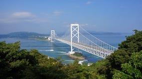 Γέφυρα Onaruto στην Ιαπωνία Στοκ Εικόνα