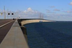 γέφυρα oresund στοκ εικόνες