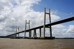 Γέφυρα Orinokia Στοκ Φωτογραφία