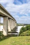 Γέφυρα Orwell Στοκ εικόνα με δικαίωμα ελεύθερης χρήσης