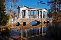γέφυρα palladian Στοκ Εικόνες