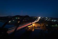 Γέφυρα Pennybacker Στοκ Φωτογραφίες