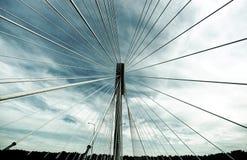 Γέφυρα Portman Στοκ εικόνα με δικαίωμα ελεύθερης χρήσης