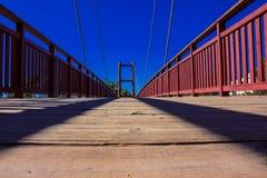 Γέφυρα Puerto Banus, Marbella στοκ φωτογραφία με δικαίωμα ελεύθερης χρήσης