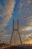 γέφυρα redzin Στοκ εικόνα με δικαίωμα ελεύθερης χρήσης