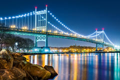 Γέφυρα RFK Στοκ φωτογραφία με δικαίωμα ελεύθερης χρήσης