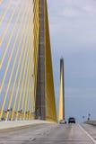 Γέφυρα Skyway Στοκ Εικόνες
