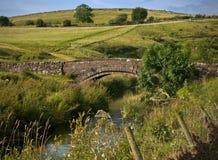 Γέφυρα Smardale πέρα από το σκάνδαλο Beck Στοκ Εικόνα