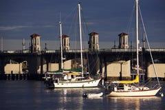 γέφυρα ST augustine Στοκ φωτογραφίες με δικαίωμα ελεύθερης χρήσης