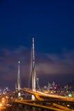 Γέφυρα Stonecutters Στοκ εικόνες με δικαίωμα ελεύθερης χρήσης