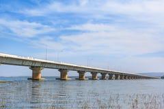Γέφυρα Thepsuda Στοκ Φωτογραφίες