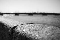 γέφυρα troitsky Στοκ Φωτογραφίες