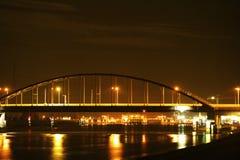 Γέφυρα Vlake Στοκ φωτογραφίες με δικαίωμα ελεύθερης χρήσης