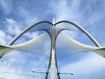 γέφυρα wawasan Στοκ εικόνα με δικαίωμα ελεύθερης χρήσης