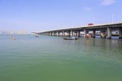 Γέφυρα Xinglin Στοκ φωτογραφία με δικαίωμα ελεύθερης χρήσης