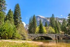 Γέφυρα Yosemite Στοκ Φωτογραφία