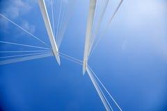 γέφυρα ypsilon στοκ εικόνα