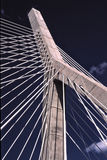 Γέφυρα Zachim, Βοστώνη, μΑ Στοκ Εικόνες
