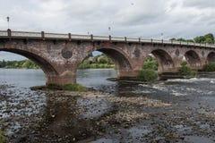 Γέφυρες στη Σκωτία Στοκ Φωτογραφία