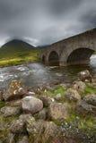 Γέφυρες στους λόφους στοκ εικόνες