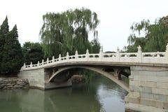 Γέφυρες του θερινού παλατιού στο Πεκίνο Στοκ φωτογραφία με δικαίωμα ελεύθερης χρήσης