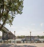 γέφυρες δύο Στοκ Φωτογραφίες