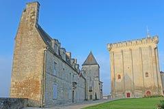 Γέφυρες Castle, Γαλλία στοκ εικόνες με δικαίωμα ελεύθερης χρήσης