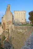Γέφυρες Castle, Γαλλία Στοκ εικόνα με δικαίωμα ελεύθερης χρήσης