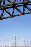 γέφυρες Louis ST Στοκ φωτογραφία με δικαίωμα ελεύθερης χρήσης