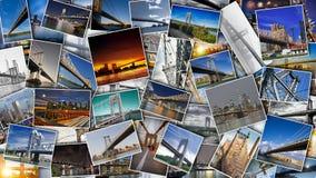 Γέφυρες NYC στοκ φωτογραφία