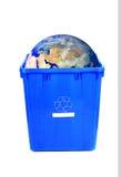 γήινη ανακύκλωση Στοκ Εικόνα