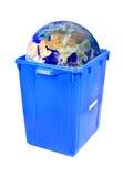 γήινη ανακύκλωση Στοκ Εικόνες