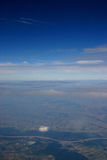 γήινος ουρανός Στοκ Φωτογραφίες