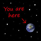 γήινος πλανήτης διανυσματική απεικόνιση