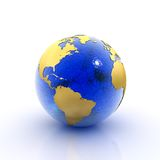 γήινος πλανήτης απεικόνιση αποθεμάτων