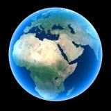 γήινος πλανήτης Στοκ Φωτογραφίες