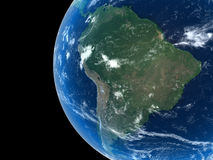γήινος πλανήτης Στοκ φωτογραφίες με δικαίωμα ελεύθερης χρήσης