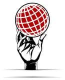 γήινος φοίνικας Στοκ εικόνες με δικαίωμα ελεύθερης χρήσης