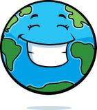 γήινο χαμόγελο διανυσματική απεικόνιση