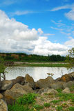 γήινο ύδωρ σύννεφων Στοκ φωτογραφία με δικαίωμα ελεύθερης χρήσης