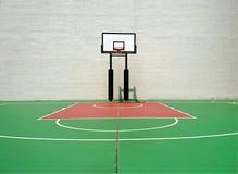 γήπεδο μπάσκετ εάν απεικόνιση Στοκ Φωτογραφία