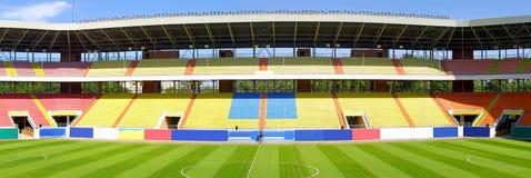 γήπεδο ποδοσφαίρου Στοκ Φωτογραφία