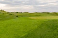 Γήπεδο του γκολφ Στοκ Εικόνα