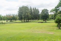 Γήπεδο του γκολφ Στοκ Φωτογραφίες