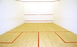 Γήπεδο squash Στοκ φωτογραφία με δικαίωμα ελεύθερης χρήσης