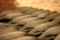 Γήρανση κρασιού Στοκ Εικόνες