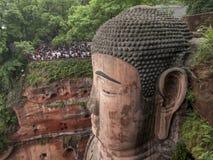 γίγαντας του Βούδα leshan Στοκ φωτογραφίες με δικαίωμα ελεύθερης χρήσης